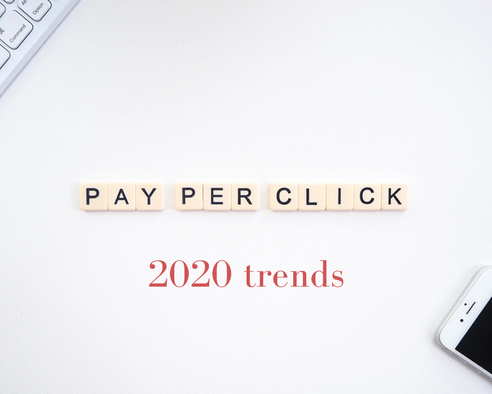 Pay per click PPC trends