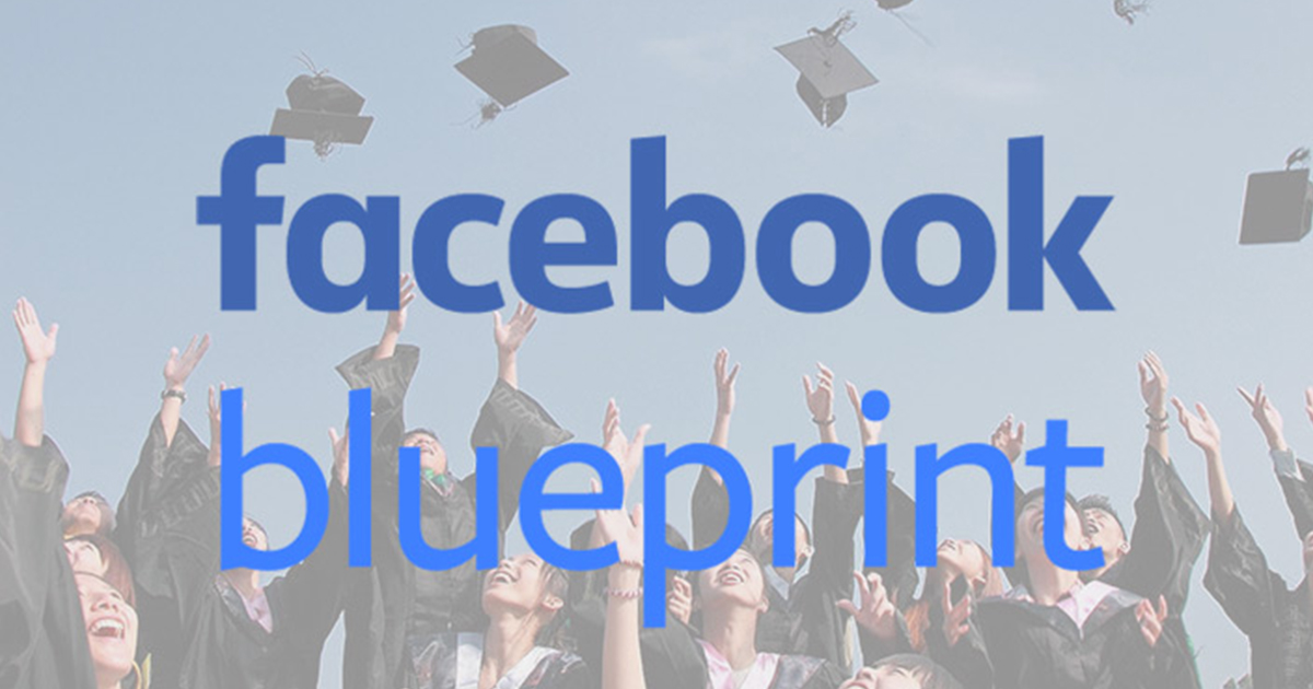Get Blueprint Facebook Certification