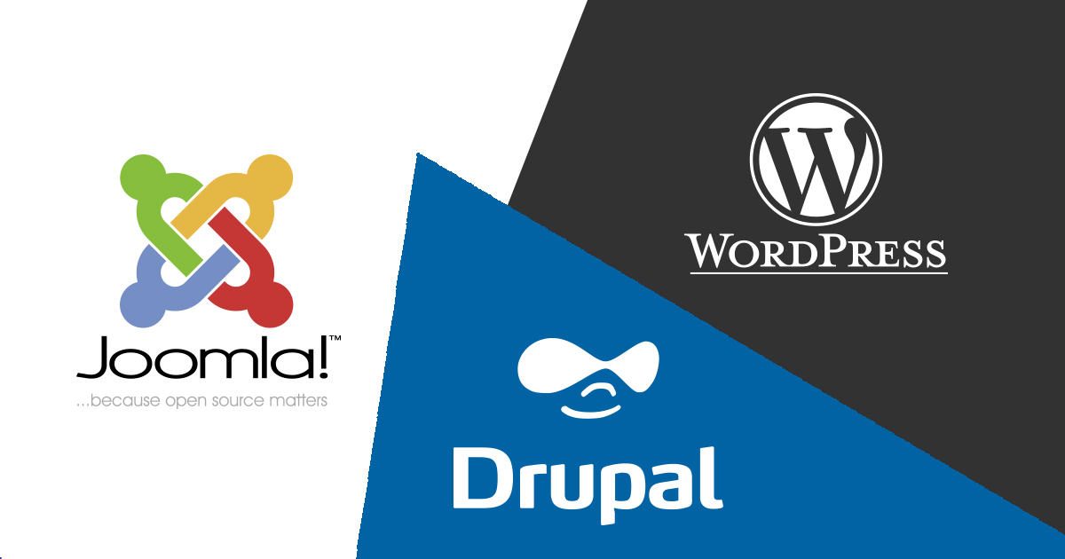 Comment choisir son CMS : Wordpress, Joomla ou Drupal